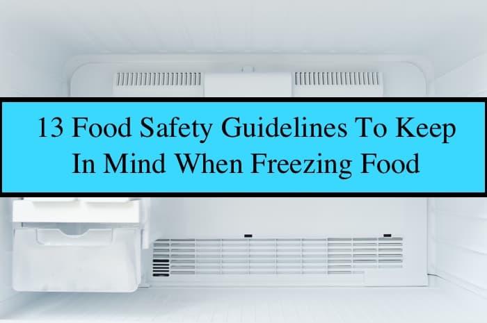 An empty freezer of a refrigerator