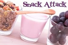 Snacks to Satisfy Hunger with a Boost