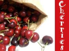 The All-American Cherry PLUS a Cool Summer Recipe