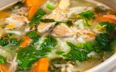 Leanne's Basic Vegetable Soup