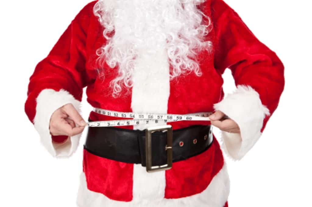 Skip the santa belly   Cheshire Que   Healthy Living