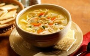 Soup Is Good Food Saving Dinner