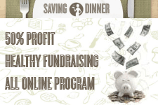 The New Year Brings a New and Improved Saving Dinner Fundraising!
