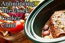 This isn't a crock, this is REAL! The Crock Cooker Club is HERE!