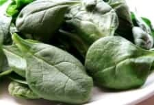 "Spinach: The Healthy ""Fast"" Food"