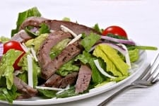 Bleu Cheese Steak Salad