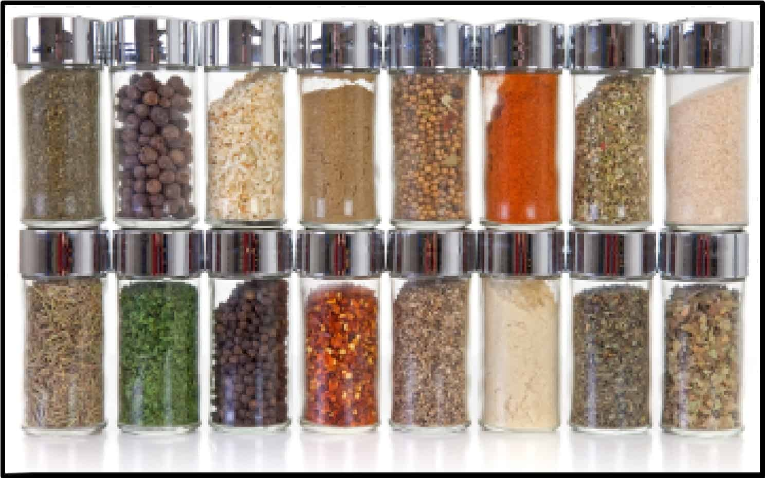 The Healthiest Herbs and Spices