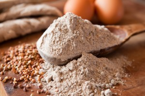 Buckwheat flour, Buckwheat, Gluten free flour