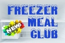 Freezer Meal Club from Saving Dinner