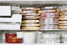 Freezer meals, stocked freezer, what's for dinner?