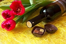 wine and chocolate, romance, foods to boost intimacy,