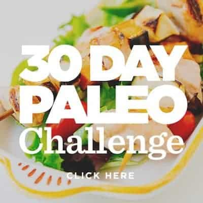 The Winter 2014 - 30 Day Paleo Challenge is here!