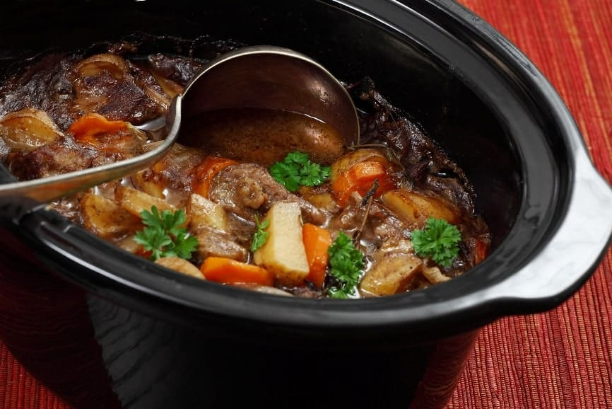 Budget-friendly crock pot meals
