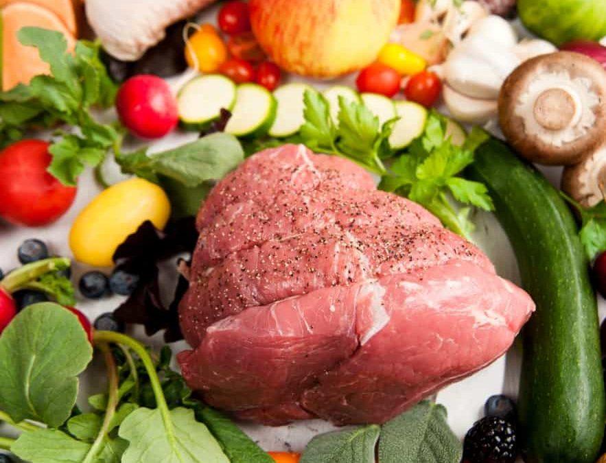 Rethinking the Food Pyramid