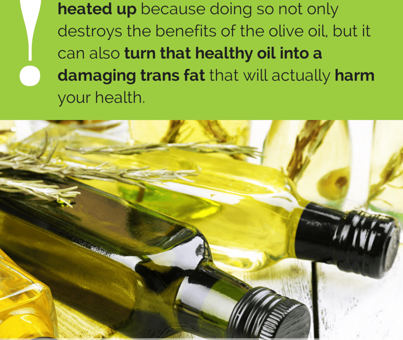 Good oil/bad oil. Now you'll know the difference.