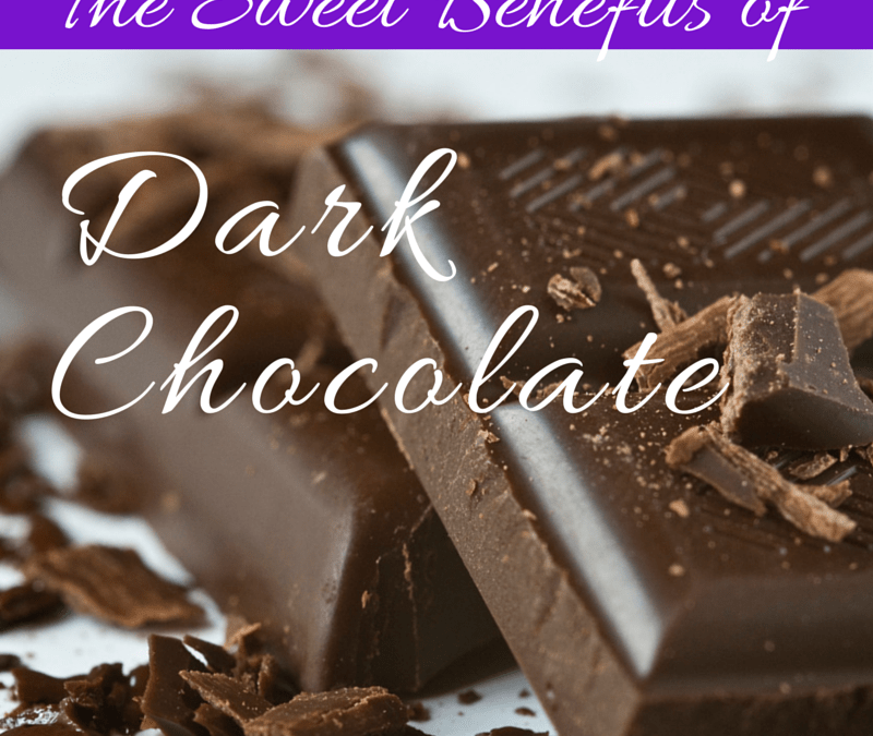 4 Sweet Benefits of Dark Chocolate