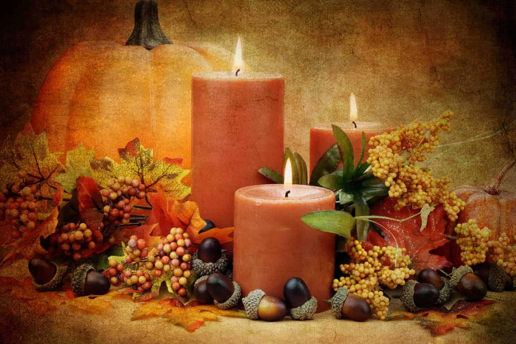 With Heartfelt Thanksgiving