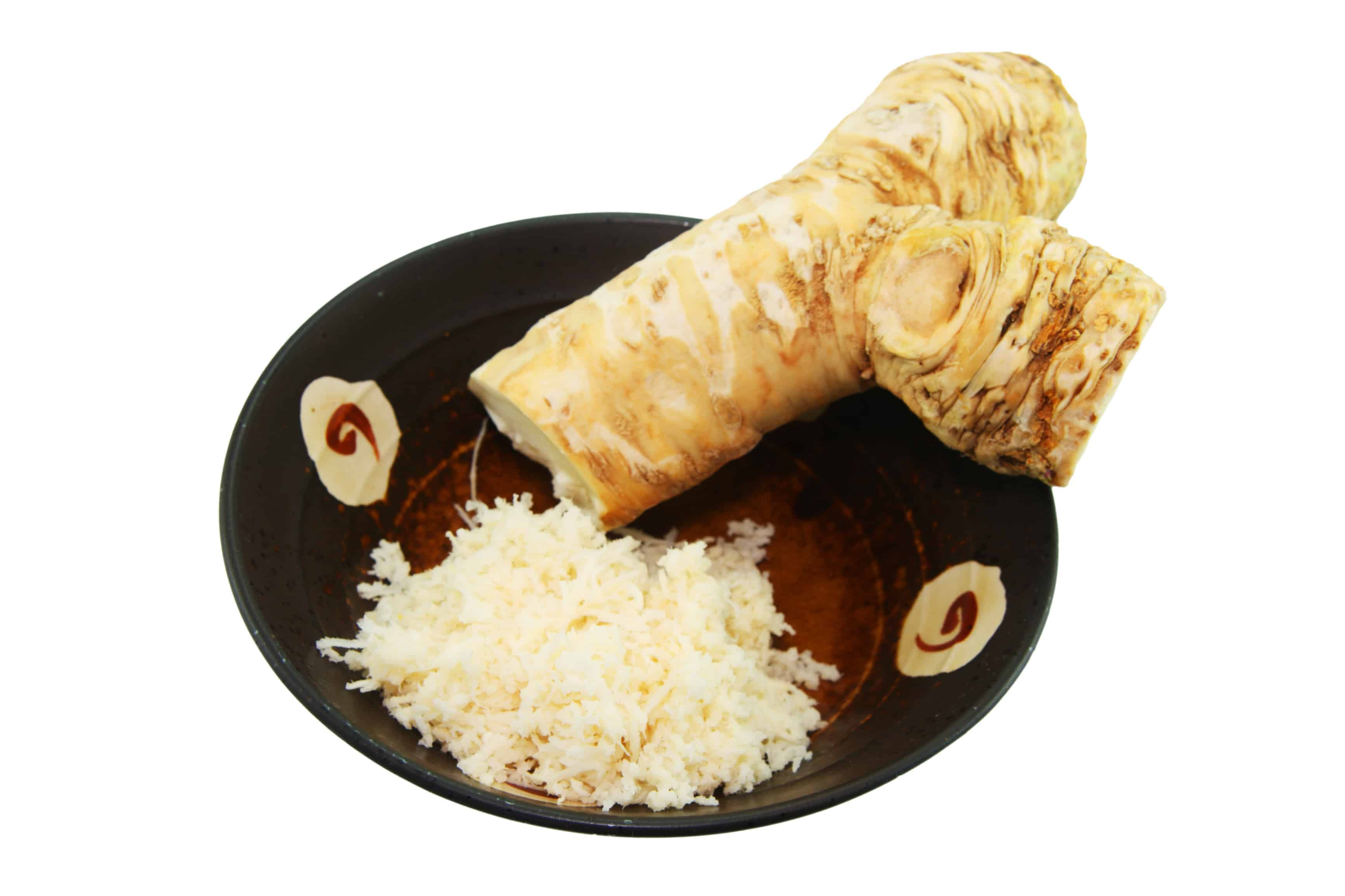 Check out this rad root – Horseradish!