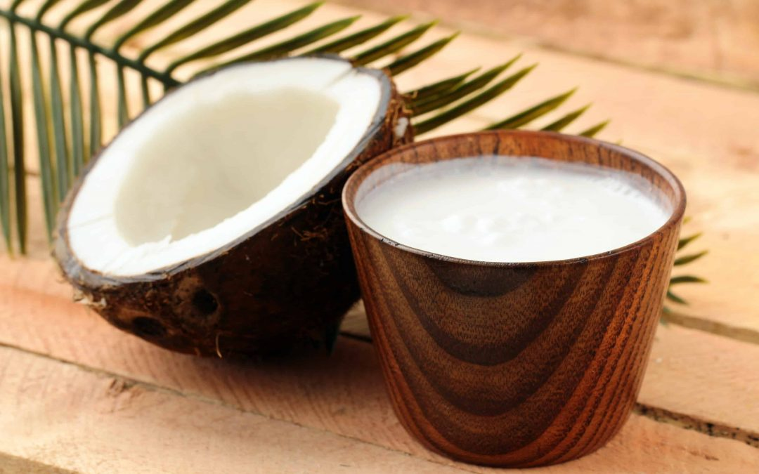 Why I love coconut milk (it's probably not what you think!)