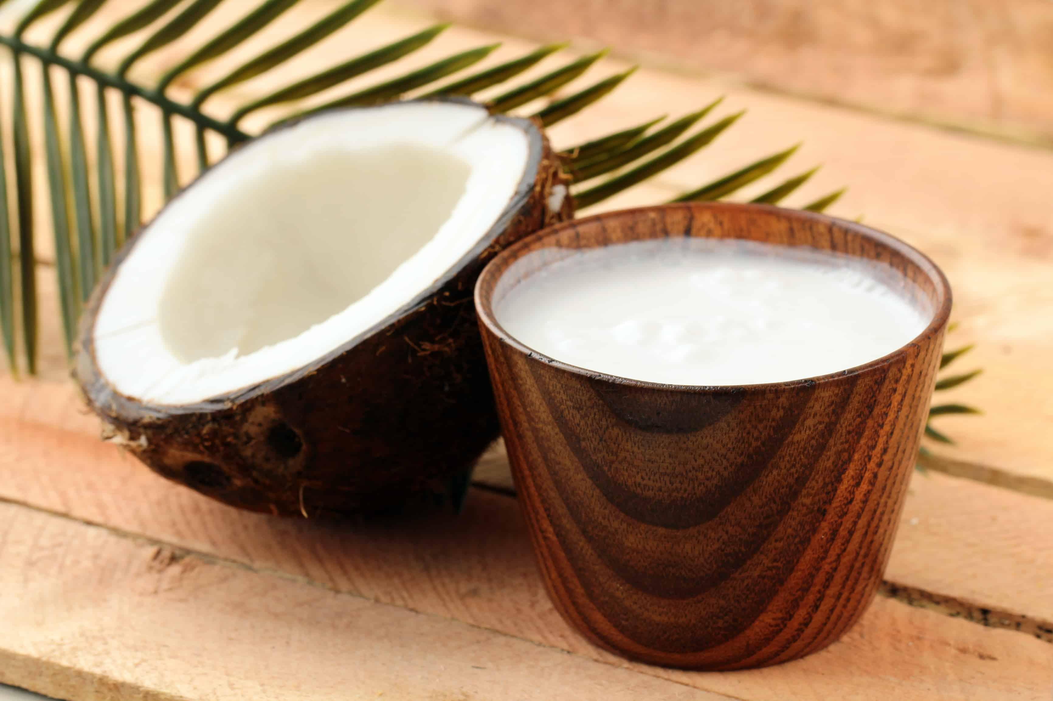 Cocout milk