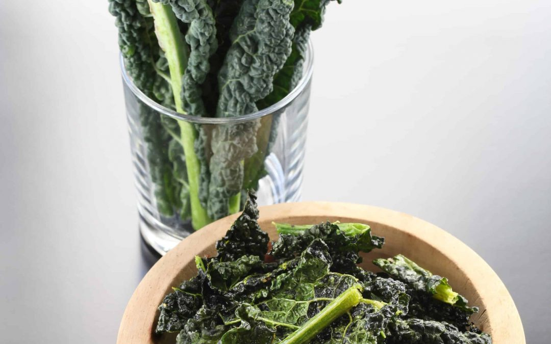 Why you should try dino kale (+ a recipe)