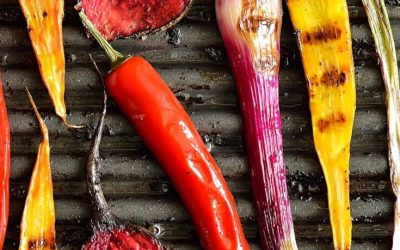 7 Tips For Grilling Produce