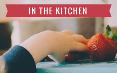 Never Let Your Kids Do These 3 Things in the Kitchen