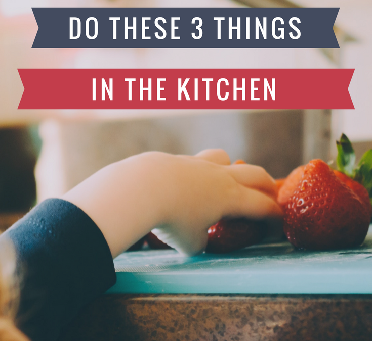 Never Let Your Kids Do These 3 Things in the Kitchen | SavingDinner.com