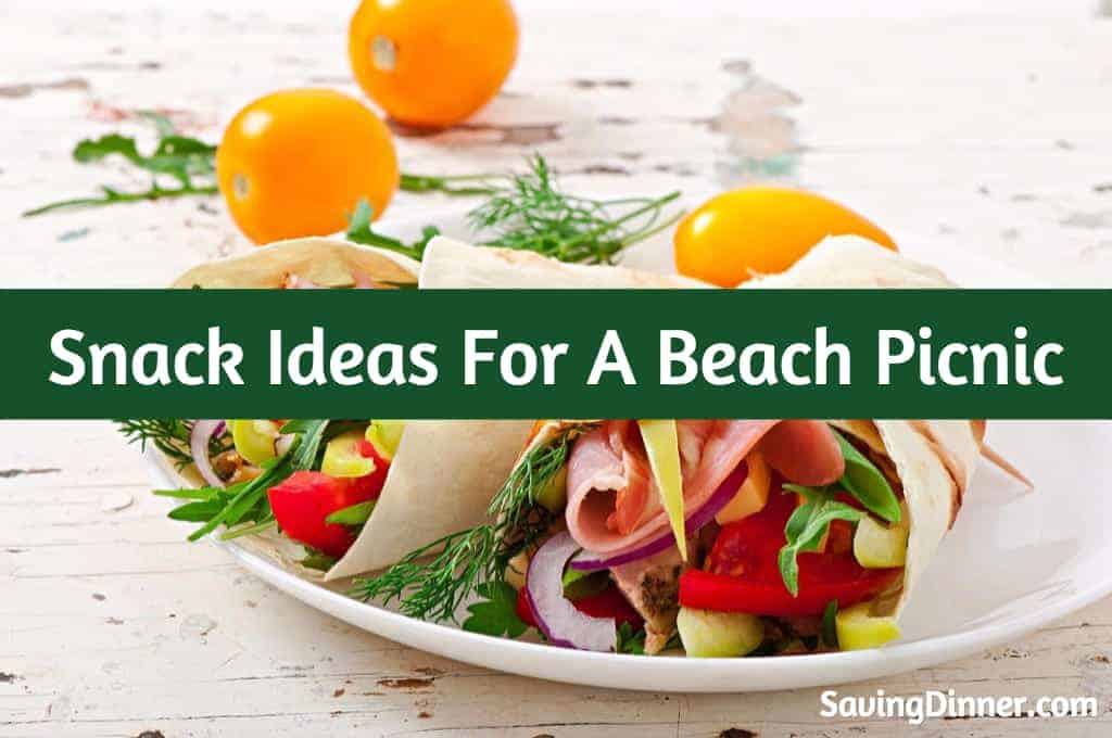 8 Quick Picks for Your Beach Picnic!