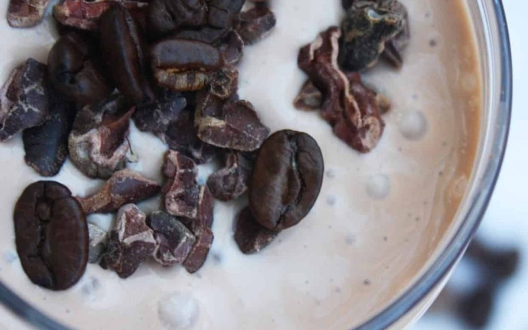Cocoa Latte Smoothie
