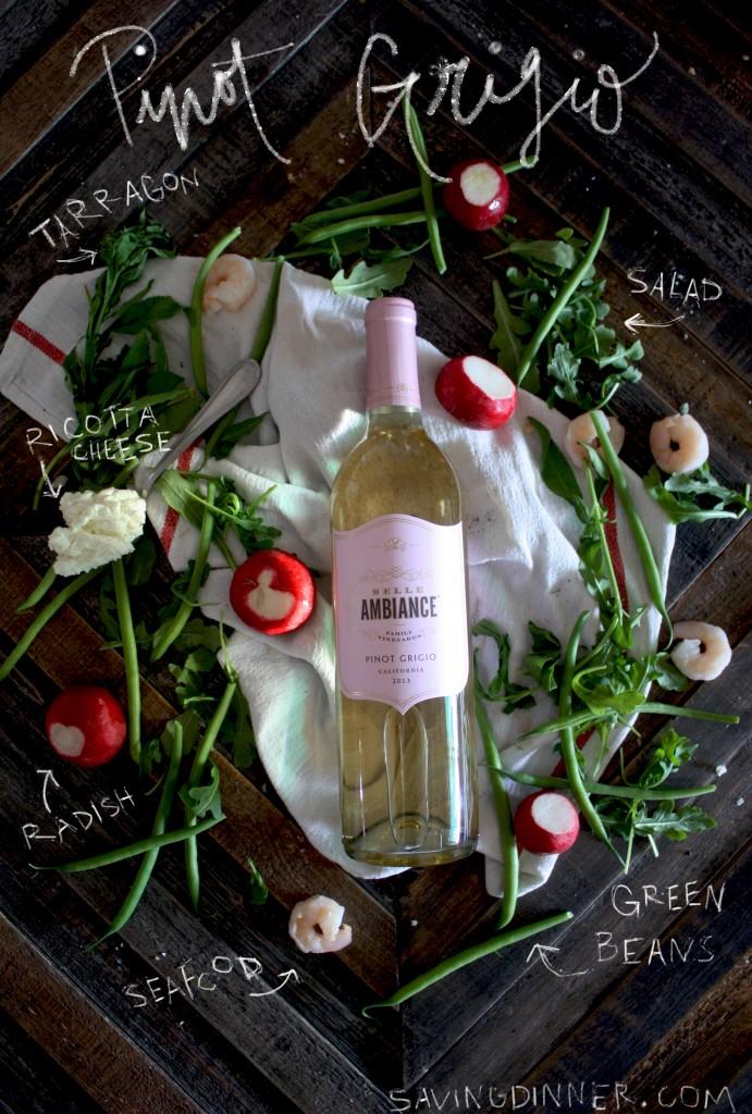 winepairingpinotgrigio