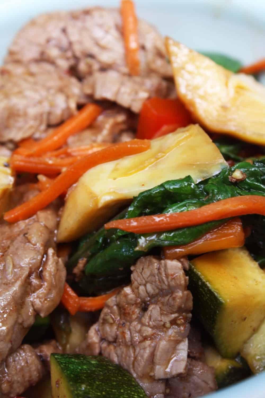 zucchinibasilbeefskillet1