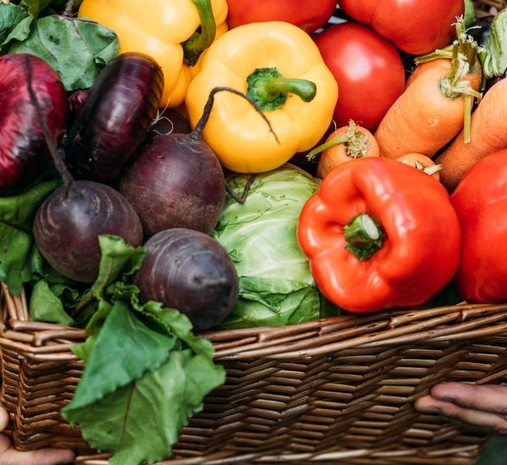 Stock Up on These 6 Summer Veggies
