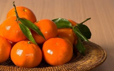 Treat Yourself with Tangerines