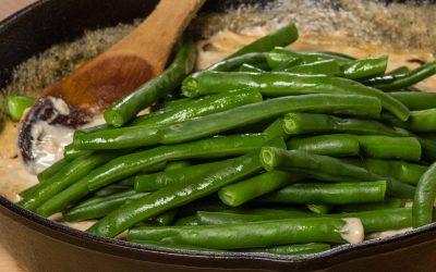 The Perfect Green Bean Casserole