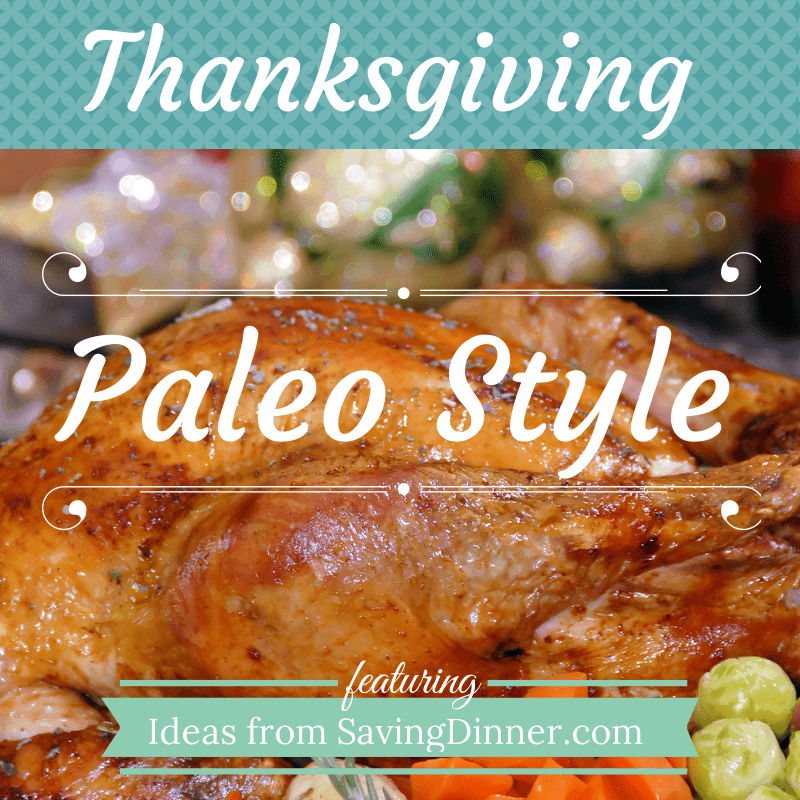 Paleo-Thanksgiving