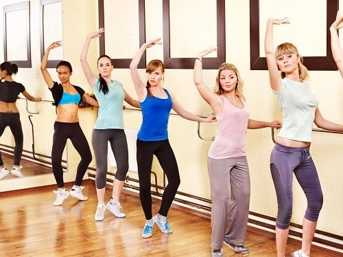Raise the Barre for Weight Loss