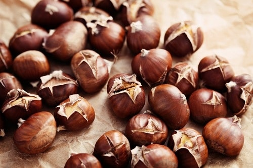 Oven Roasted Chestnuts (and my favorite way to enjoy them)