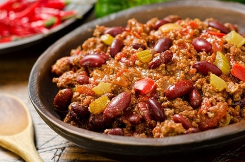 Chili for everyone!
