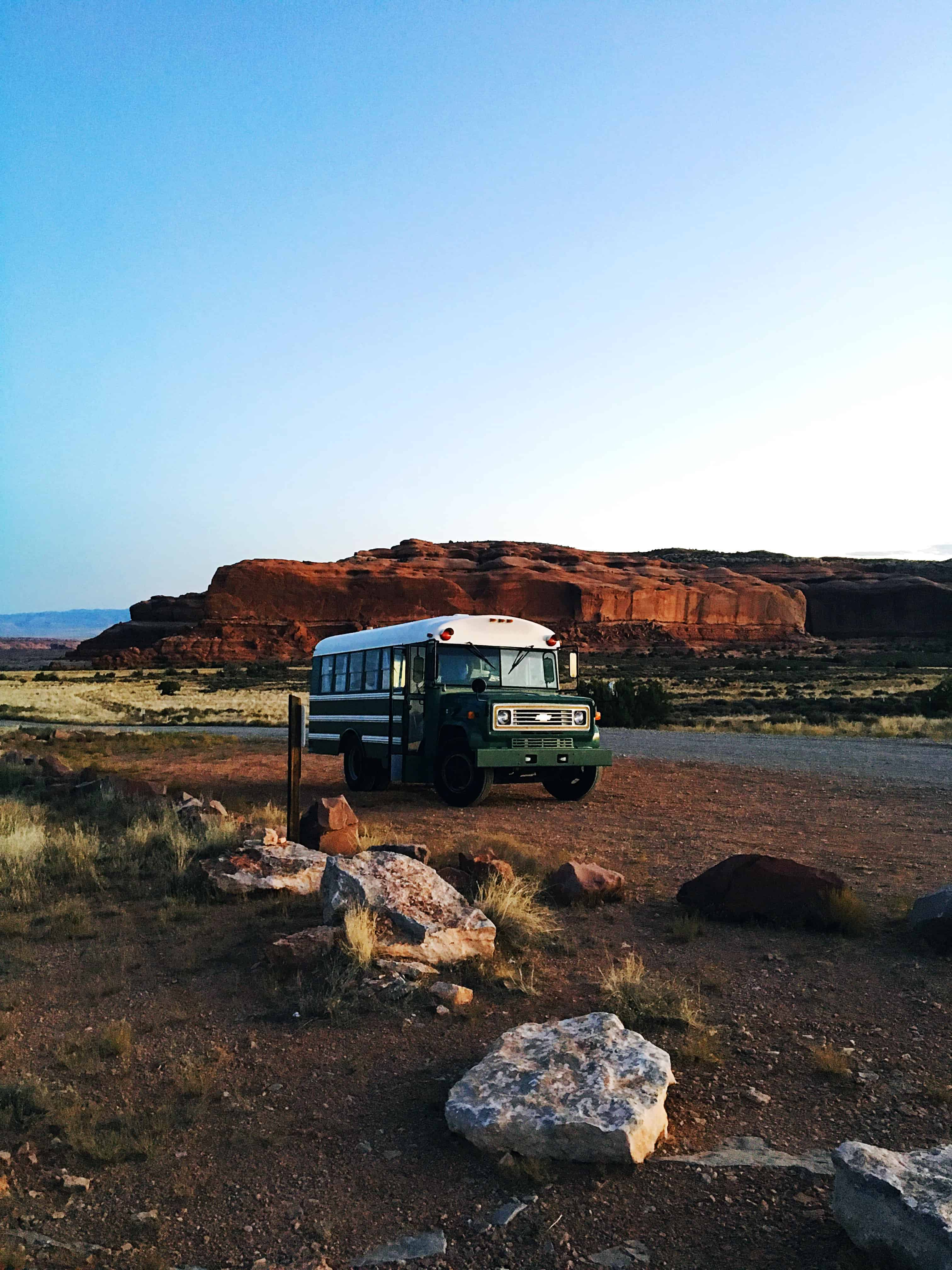 Diaries of Henrietta, the Bus (pt. II)