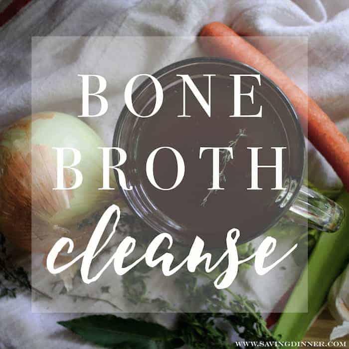 5 Day Bone Broth Cleanse