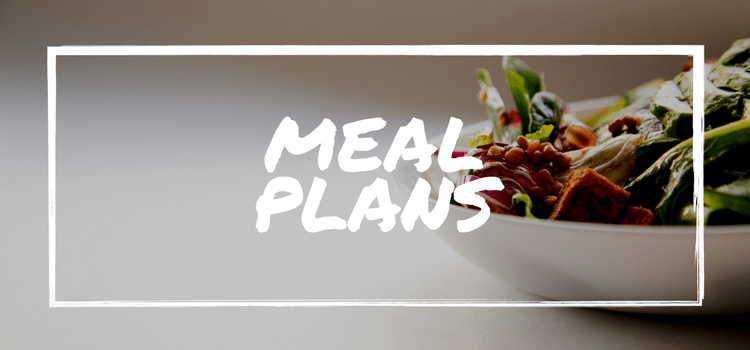 Meal Plans | Saving Dinner