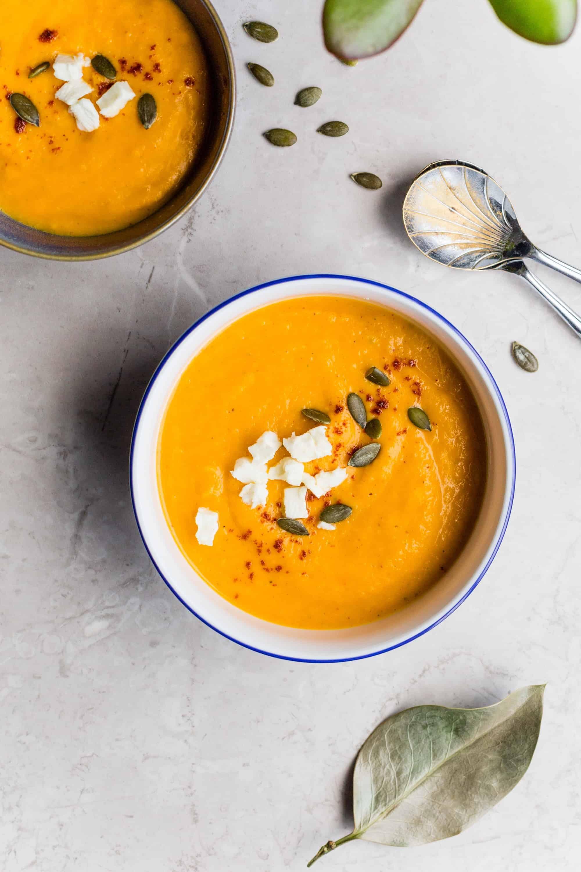 Savory Fall Soup Recipe: Coconut Pumpkin Curry Soup