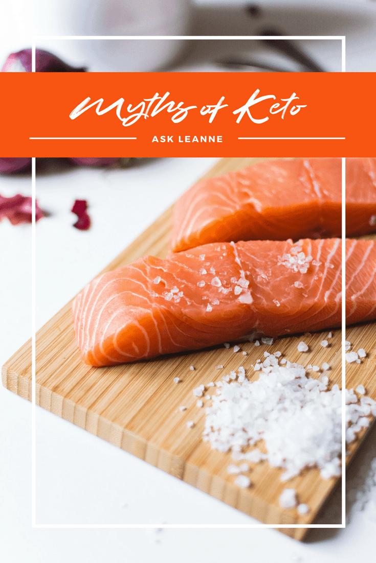 Myths of Keto