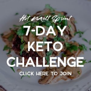 Hot Melt Sprint - Click here to Join