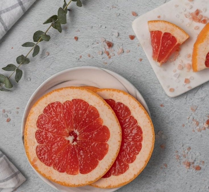 Grapefruit, The Great Fruit