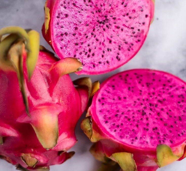 Dragon Fruit Saving Dinner