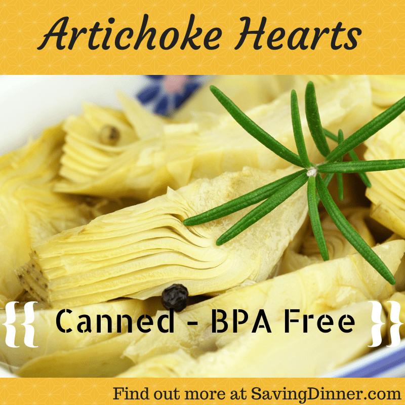Artichoke BPA free