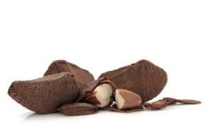 Eat Brazil nuts . . . but not too many!