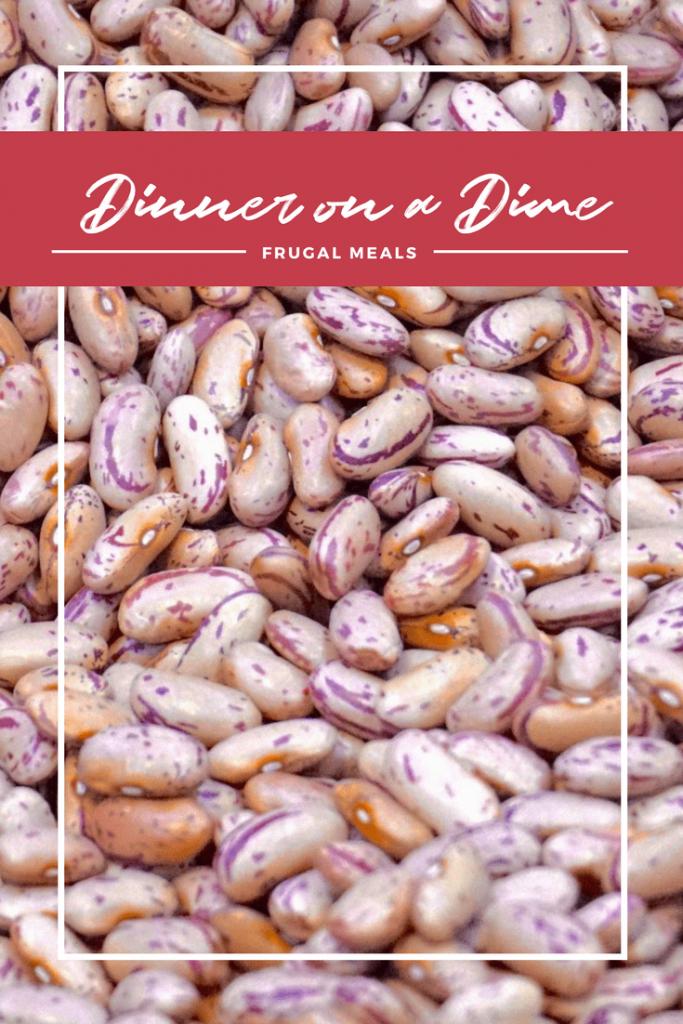 Dinner on a Dime | Frugal Meals at SavingDinner.com